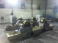 Truning Table Capacity 300 Ton Welding Rotator