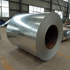 Filming Galvanized Steel Coil with 508mm Diameter for Outside Walls