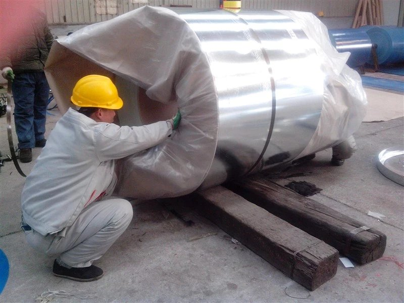 Top Grade Coated Rolled Galvanized Steel Coil Sheet