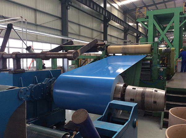 Color Coated Steel Coil by Hannstar Industry From China