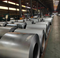 Hot Dipped Galvanized Steel Coils Zinc Coating Sheet