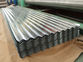 Zincalume Galvalume Galvanized Corrugated Steel Iron Roofing Sheets Metal Sheets
